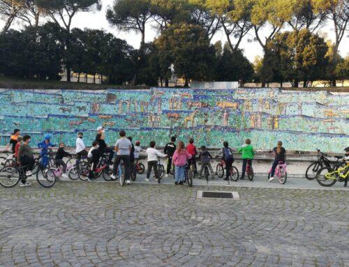 Didattica in bicicletta: pedalando s'impara