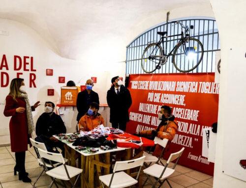 Casa del Rider: il nuovo progetto di Napoli Pedala