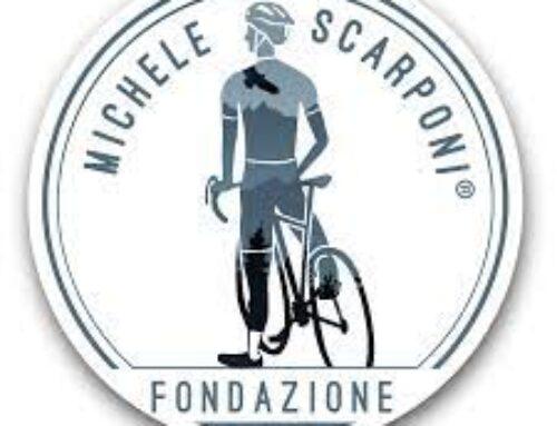 Napoli Pedala sostiene la Fondazione Michele Scarponi. Sostienici anche tu!