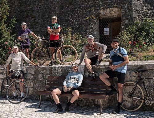 Ciclismo storico a Napoli